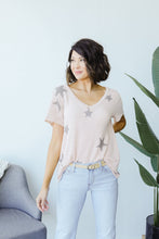 Load image into Gallery viewer, Wish Upon A Star Top In Blush - Smith & Vena Online Boutique