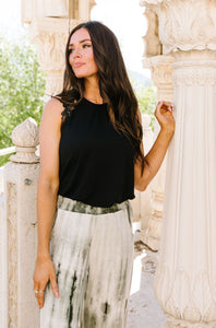 Chloe Lace Top - Black - Smith & Vena Online Boutique