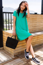 Load image into Gallery viewer, Avril T Shirt Dress - Smith & Vena Online Boutique
