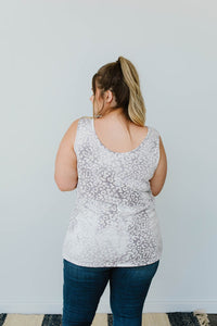 Faded Gray Tank - Smith & Vena Online Boutique