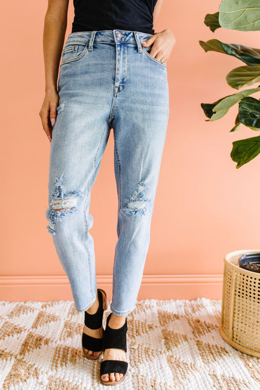 Josie Mom Jeans - Smith & Vena Online Boutique