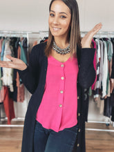 Load image into Gallery viewer, Roslyn Tank - Hot Pink FINAL SALE - Smith & Vena Online Boutique
