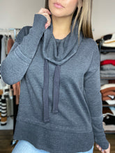 Load image into Gallery viewer, Hope Cowl Neck Pullover - Smith & Vena Online Boutique