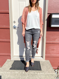 Skyler Faded Black Jeans - Smith & Vena Online Boutique