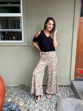 Load image into Gallery viewer, Fallen Leaves Palazzo Pants - Smith & Vena Online Boutique