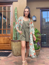 Load image into Gallery viewer, Ryan Tencel Romper- SAMPLE - Smith & Vena Online Boutique