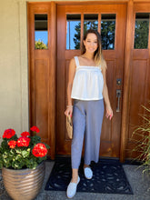 Load image into Gallery viewer, Bailey Ribbed Palazzo Pants - Smith & Vena Online Boutique