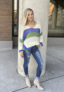 Blitz Knit Sweater - Smith & Vena Online Boutique