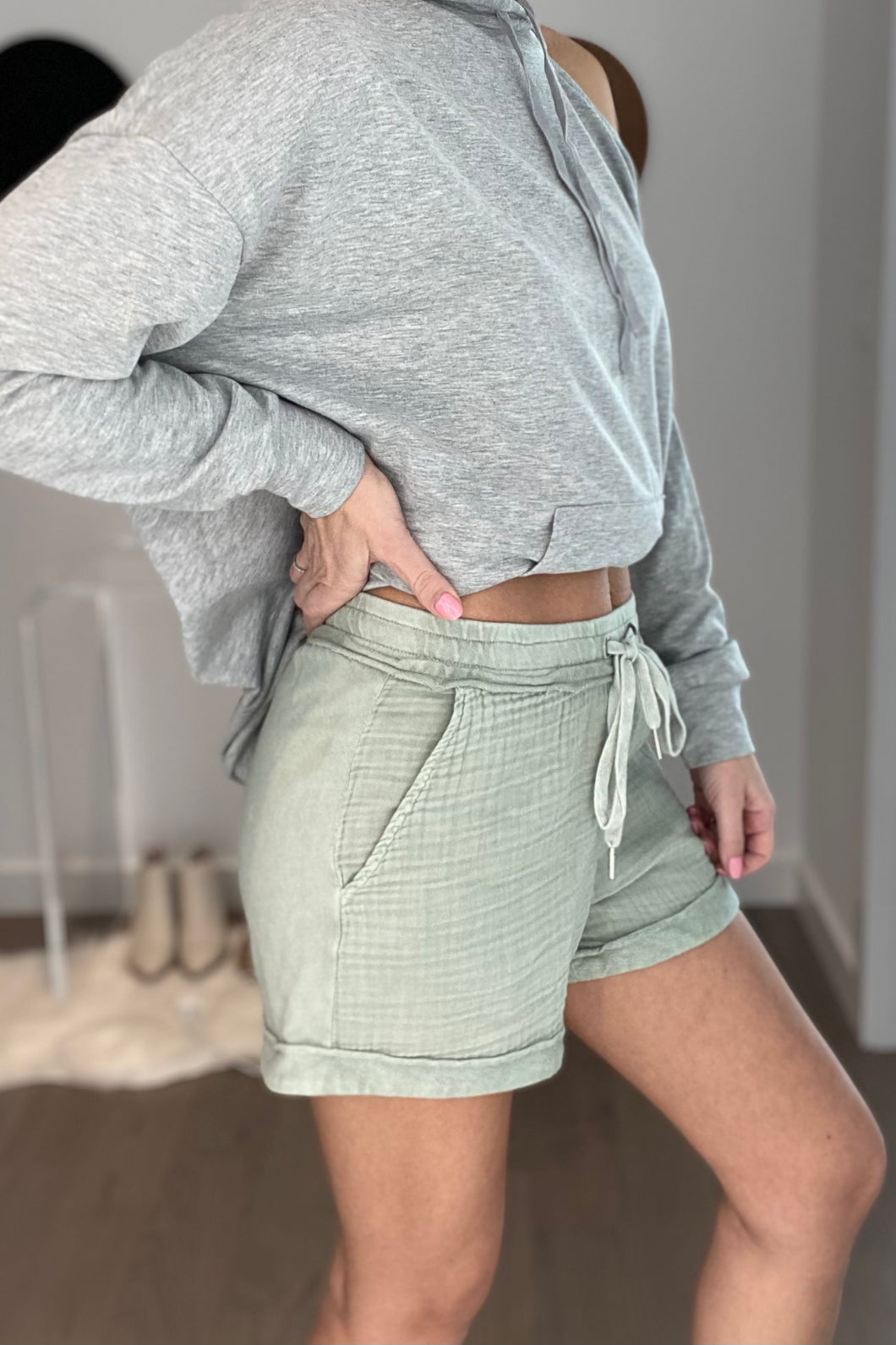Marli Shorts - Smith & Vena