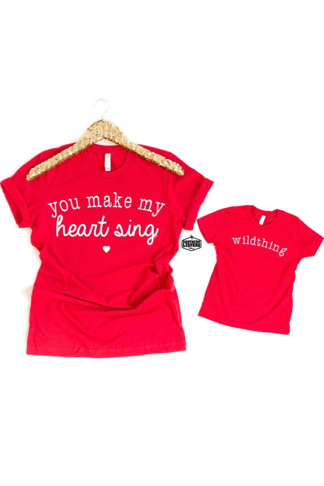 Wild Thing Graphic Tee (kids) - Smith & Vena Online Boutique