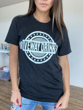 Load image into Gallery viewer, Driveway Drinker Graphic Tee - Smith & Vena Online Boutique