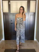 Load image into Gallery viewer, Sabrina Cropped Jumpsuit - Smith & Vena Online Boutique