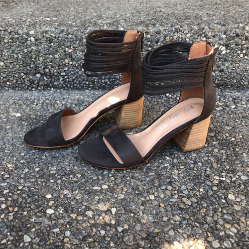 Lenna Block Heel - Smith & Vena Online Boutique