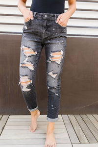 Shay Boyfriend Denim - Smith & Vena Online Boutique