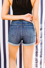 Load image into Gallery viewer, Easton Medium Wash Shorts - SAMPLE SALE - Smith & Vena Online Boutique