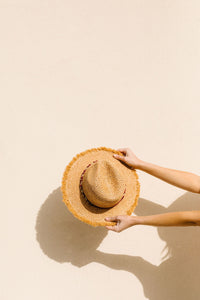 Siesta Or Fiesta Straw Hat - Smith & Vena Online Boutique