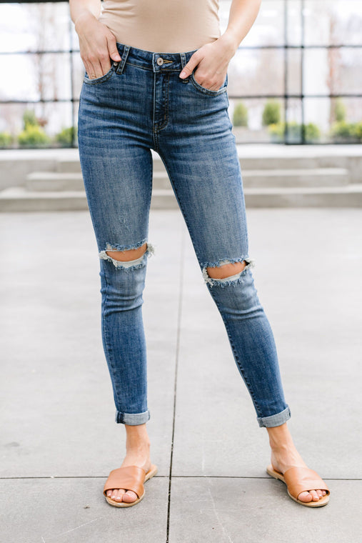 Kenzie Skinny Jeans - Smith & Vena Online Boutique