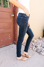 Load image into Gallery viewer, Sleek And Sophisticated Dark Wash Jeans - SAMPLE - Smith & Vena Online Boutique