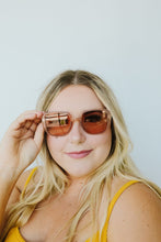 Load image into Gallery viewer, Squared Off Shades - Smith & Vena Online Boutique