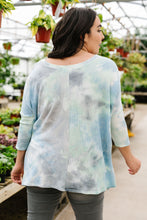 Load image into Gallery viewer, Stormy Day Tie Dye Top - Smith & Vena Online Boutique