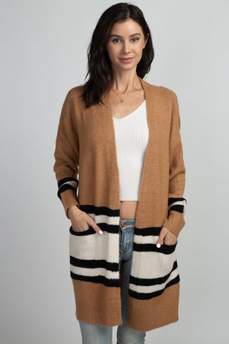 Corinne Pocket Cardigan