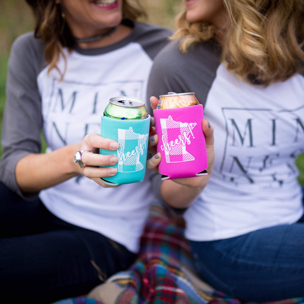 Minne Momma Designs: MN Cheers Can Cooler