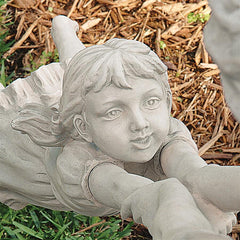 Summers Joy Mother & Child Statue