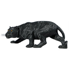 Grand Shadowed Predator Black Panther Statue - Sculptcha