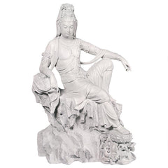 Guan Yin Chinese Goddess of Compassion Statue