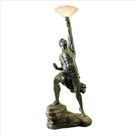 Prometheus Lamp - Sculptcha