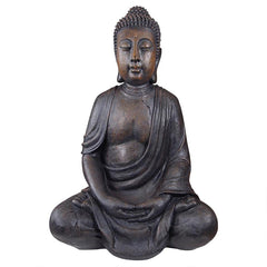 Meditative Buddha of the Grand Temple Garden Statue Large Sized