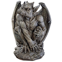 Large Silas The Gargoyle Sentinel Statue