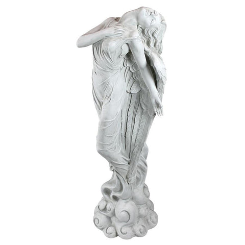 Estate Ascending Angel Statue - Sculptcha