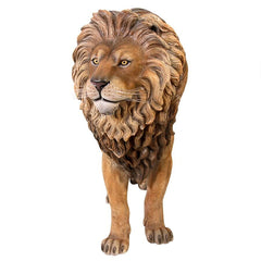 Life Size King of the Lions Statue - Sculptcha
