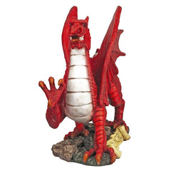 Medium Welsh Dragon Statue