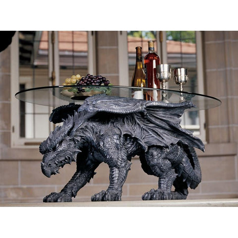 Dragon Sculptural Coffee Table - Sculptcha