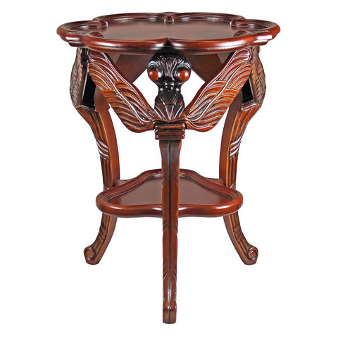 Dragonfly Side Accent Table - Sculptcha