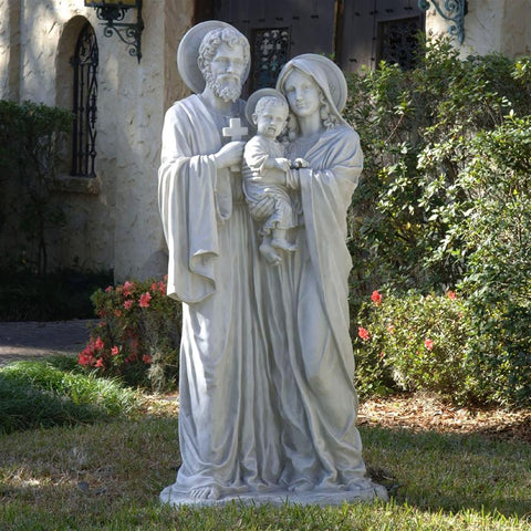 Estate Holy Family Statue - Sculptcha