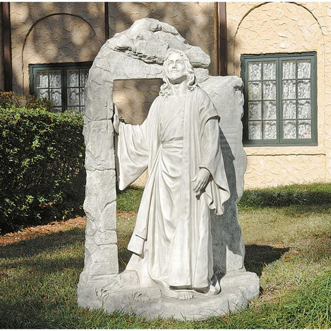The Risen Christ Statue - Sculptcha