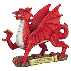 Medium Welsh Dragon Statue - Sculptcha