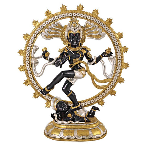 Grand Dancing Shiva Statue - Sculptcha