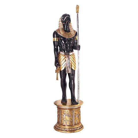 Egyptian Grand Ruler Horus with Mount - Sculptcha