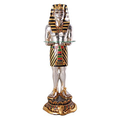 Egyptian Pharaohs Faithful Servant Table - Sculptcha