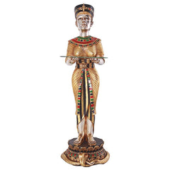 Egyptian Queens Faithful Servant Table - Sculptcha