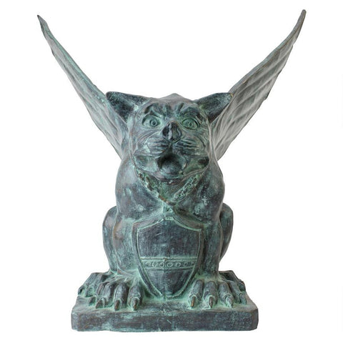 Winged Gargoyle of Naples Statue - Sculptcha