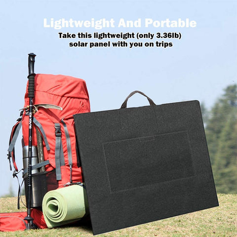 portable solar panel - Sculptcha