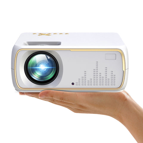 Home Video LCD Projector Multimedia Home Cinema Theater Projector 4200 Lumens WXGA 1280x800 Resolution  - Sculptcha