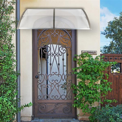 Outdoor Front Door Window Awning Patio Canopy