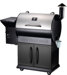 Z Grills Wood Pellet Smoker BBQ Outdoor Digital Grill - 700E