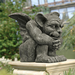 Emmett the Gargoyle Statue Sculptures - Sculptcha